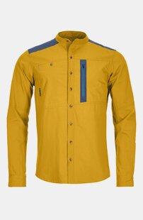 Chemises de montagne MERINO ASHBY SHIRT LONG SLEEVE M