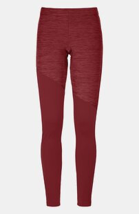 Intimo lungo funzionale FLEECE LIGHT LONG PANTS W