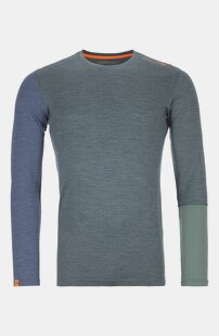 Funktionsunterwäsche Lang 185 ROCK'N'WOOL LONG SLEEVE M