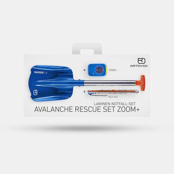 Avalanche Transceivers AVALANCHE RESCUE KIT ZOOM+