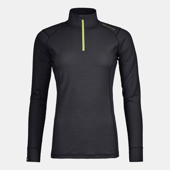 Base Layer Long 145 ULTRA ZIP NECK W