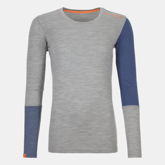 Funktionsunterwäsche Lang 185 ROCK'N'WOOL LONG SLEEVE W