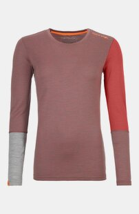 Base Layer Long 185 ROCK'N'WOOL LONG SLEEVE W