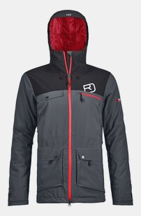 Insulating jackets 2L SWISSWOOL ANDERMATT JACKET W