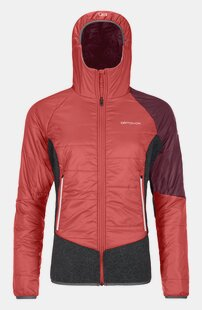 Insulating jackets SWISSWOOL PIZ ZUPO JACKET W