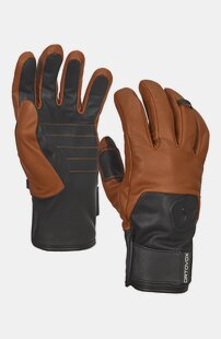 Handschuhe SWISSWOOL LEATHER GLOVE