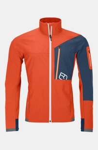 Vestes Softshell BERRINO JACKET M