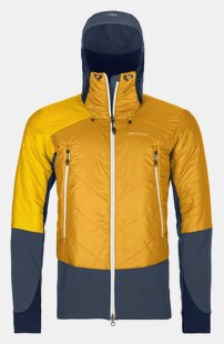 Insulation Jackets SWISSWOOL PIZ PALÜ JACKET M