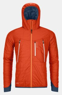 Insulation Jackets SWISSWOOL PIZ BOÈ JACKET M