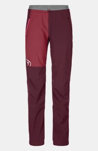 Pantaloni Softshell BERRINO PANTS W