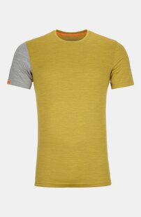 Funktionsunterwäsche Kurz 185 ROCK'N'WOOL SHORT SLEEVE M