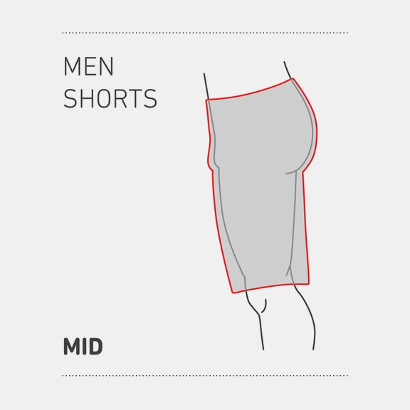 Shorts COLODRI SHORTS M