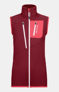 Vests FLEECE GRID VEST W