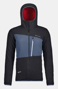 Insulating jackets SWISSWOOL ZEBRU JACKET W