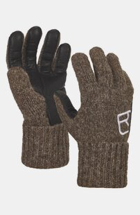 Handschuhe SWISSWOOL CLASSIC GLOVE LEATHER