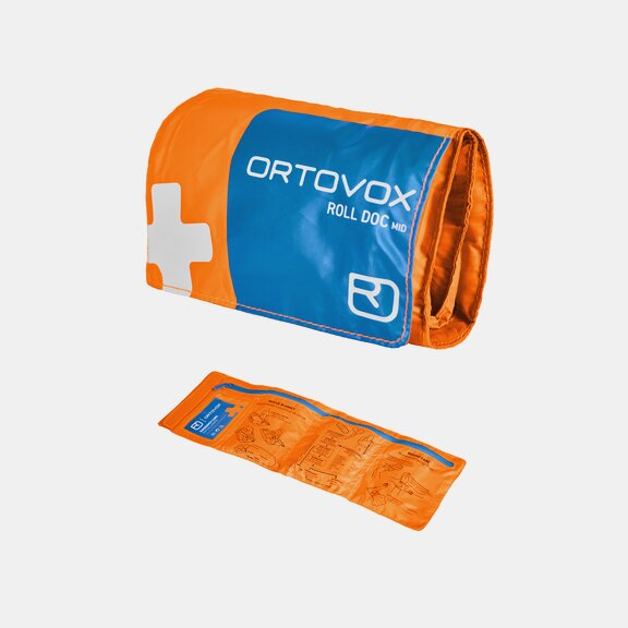 First Aid Kit FIRST AID ROLL DOC MID