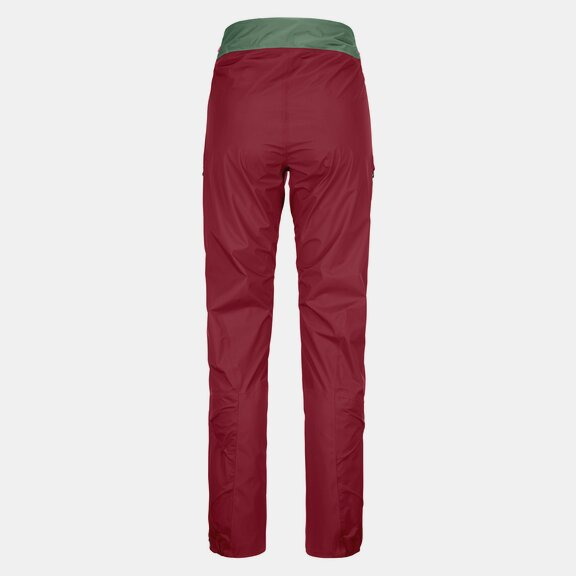 Pantaloni Hardshell WESTALPEN 3L LIGHT PANTS W