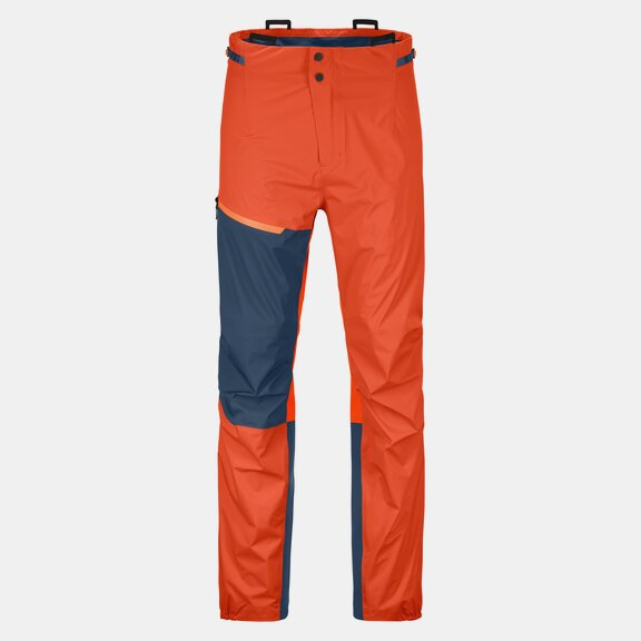 Hardshell Pants WESTALPEN 3L LIGHT PANTS M