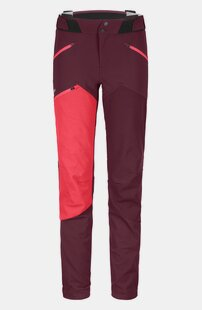 Softshell Pants WESTALPEN SOFTSHELL PANTS W
