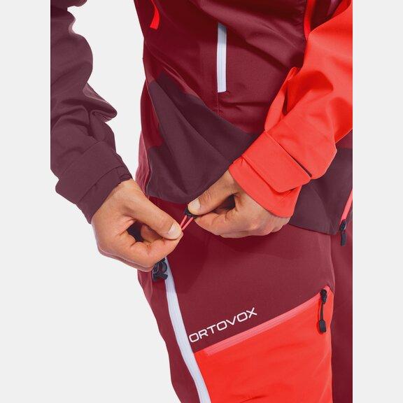 Hardshell Jackets WESTALPEN 3L JACKET W