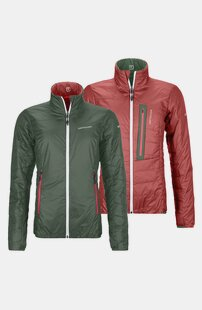 Insulating jackets SWISSWOOL PIZ BIAL JACKET W