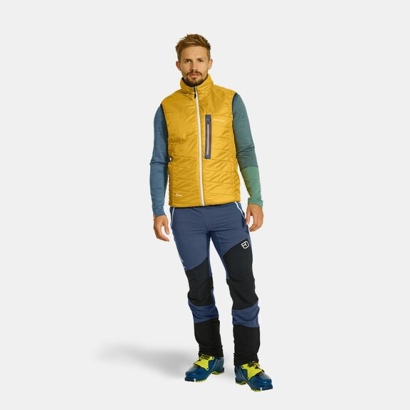 Vests SWISSWOOL PIZ CARTAS VEST M