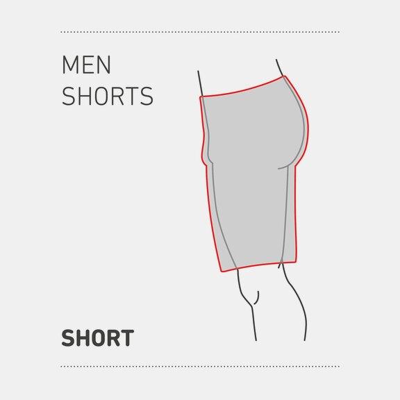 Shorts PIZ SELVA SHORTS M