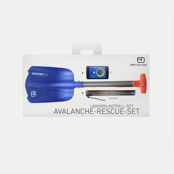 Avalanche Transceivers AVALANCHE RESCUE KIT 3+