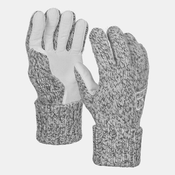 Gloves SWISSWOOL CLASSIC GLOVE LEATHER