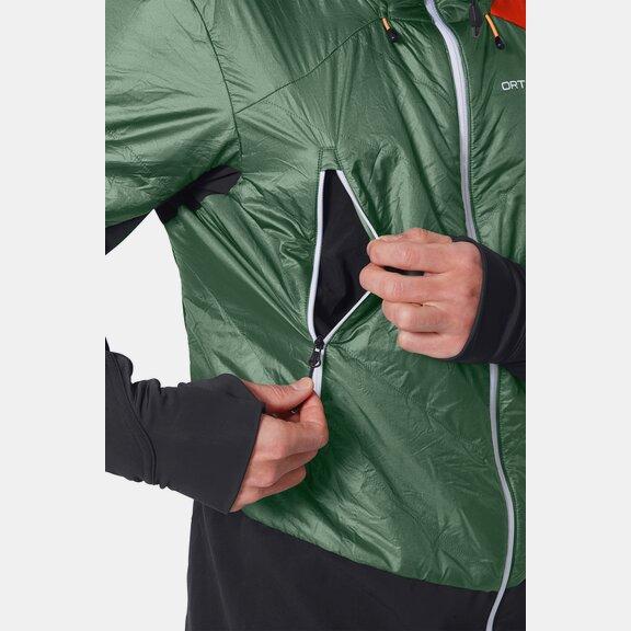 Insulation Jackets SWISSWOOL PIZ PALÜ JACKET M